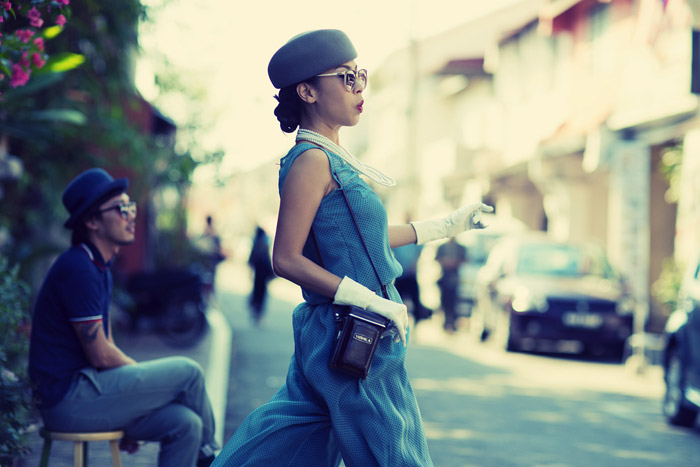 Photo by Cornelius Lim Photography. www.theweddingnotebook.com