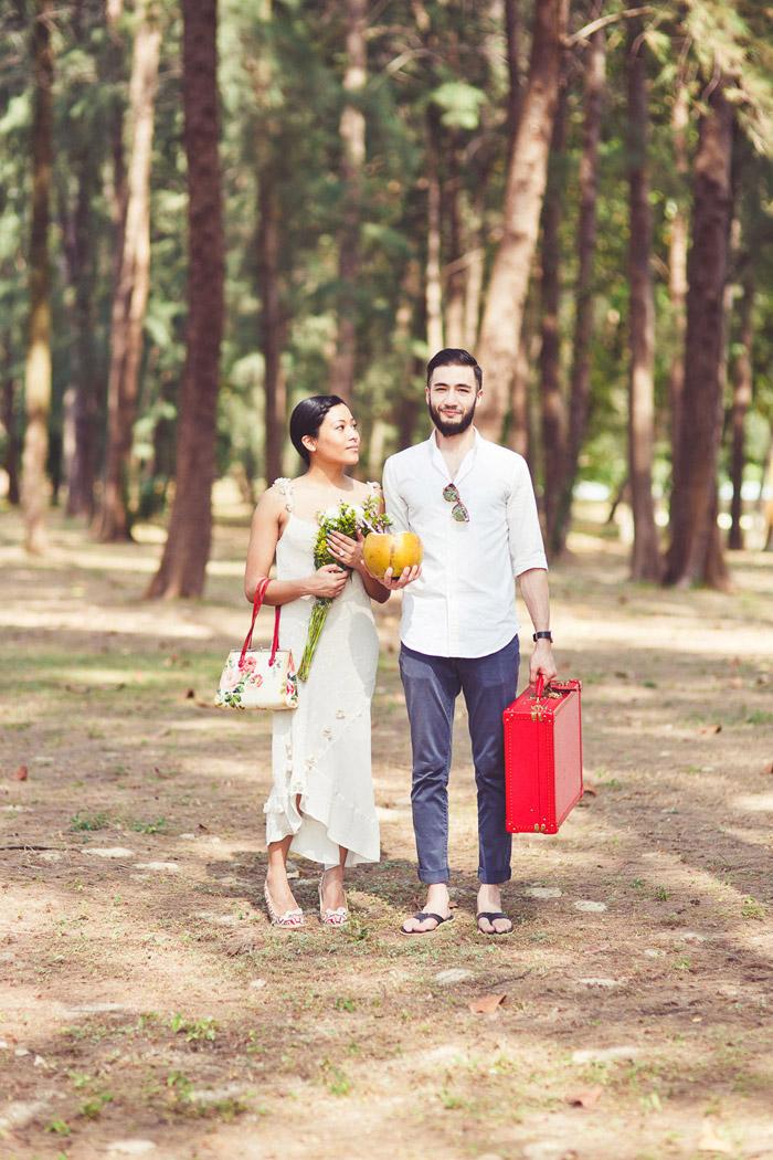 Photo by Melvin Ho Photography, Singapore. www.theweddingnotebook.com