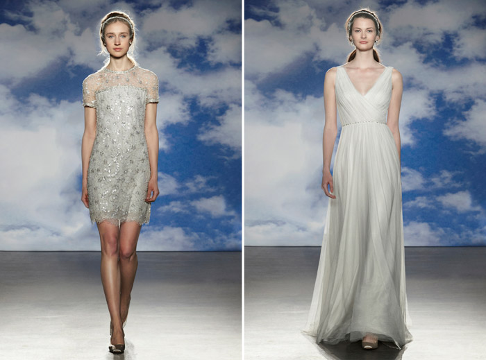 Jenny Packham Spring 2015 Bridal Collection - The Wedding Notebook ...
