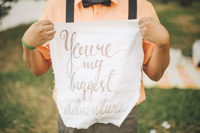 UP inspired themed photoshoot. Photo by Daniel Lei Photography. Styling by Papers & Pastels by DLS. www.theweddingnotebook.com
