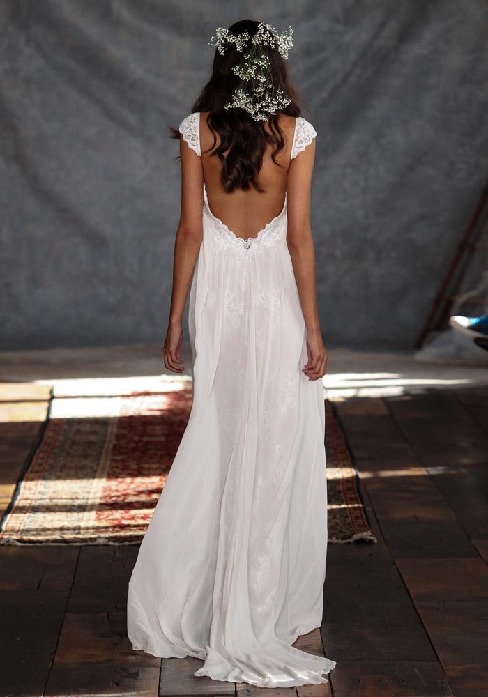Phaedra – Claire Pettibone 2015 Bridal Collection. www.theweddingnotebook.com
