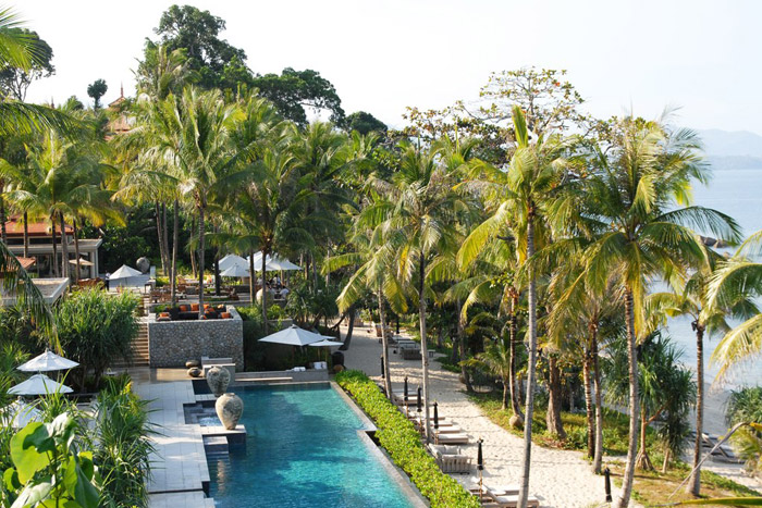 20 Honeymoon Ideas – Trisara, Phuket. www.theweddingnotebook.com