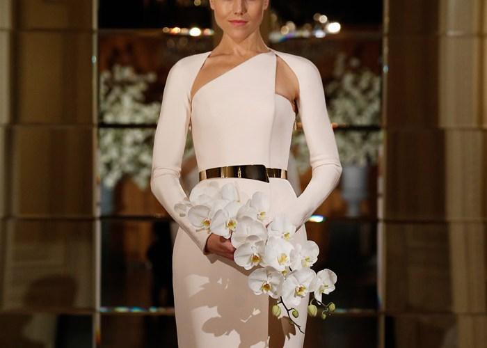 Romona Keveza Spring 2015 Bridal Collection. www.theweddingnotebook.com