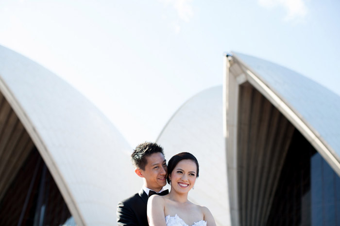 Wedding in Sydney. Photo by Tealily Photography. www.theweddingnotebook.com