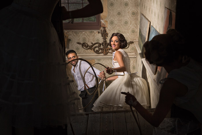Art Direction and Photo by VIVIDA Photo & Video. www.theweddingnotebook.com