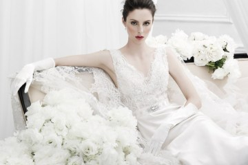 Annasul Y 2015 Bridal Collection. www.theweddingnotebook.com