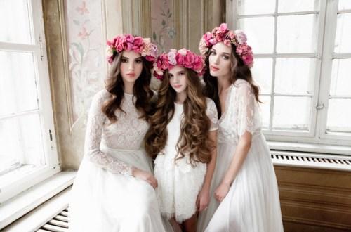 Daalarna 2014 Bridal Collection. www.theweddingnotebook.com