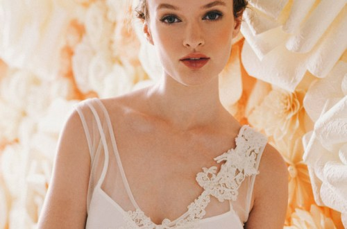 Love, Yu 2015 Bridal Collection. www.theweddingnotebook.com