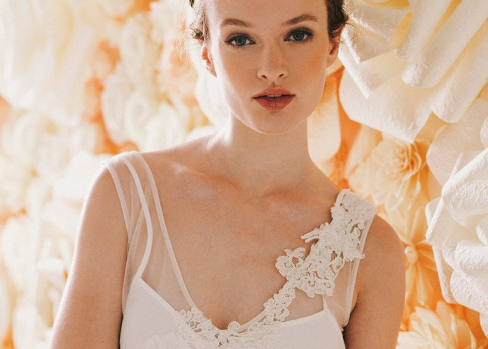 Love, Yu 2015 Bridal Collection. www.theweddingnotebook.com