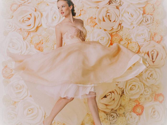 Claire –Love, Yu 2015 Bridal Collection. www.theweddingnotebook.com