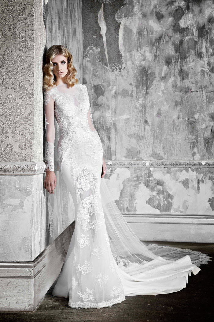 Pallas Couture 2015 Collection. www.theweddingnotebook.com