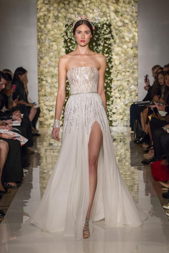 I'm A Sensation –Reem Acra Fall 2015 Bridal Collection. www.theweddingnotebook.com