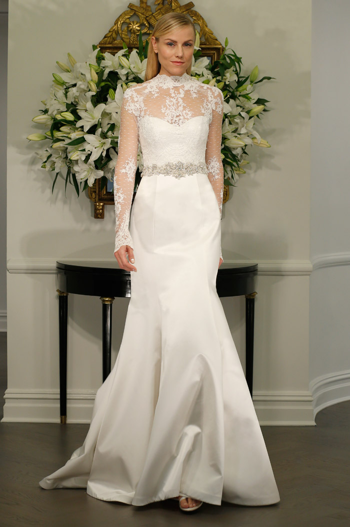 Legends by Romona Keveza Fall 2015 Bridal Collection. www.theweddingnotebook.com