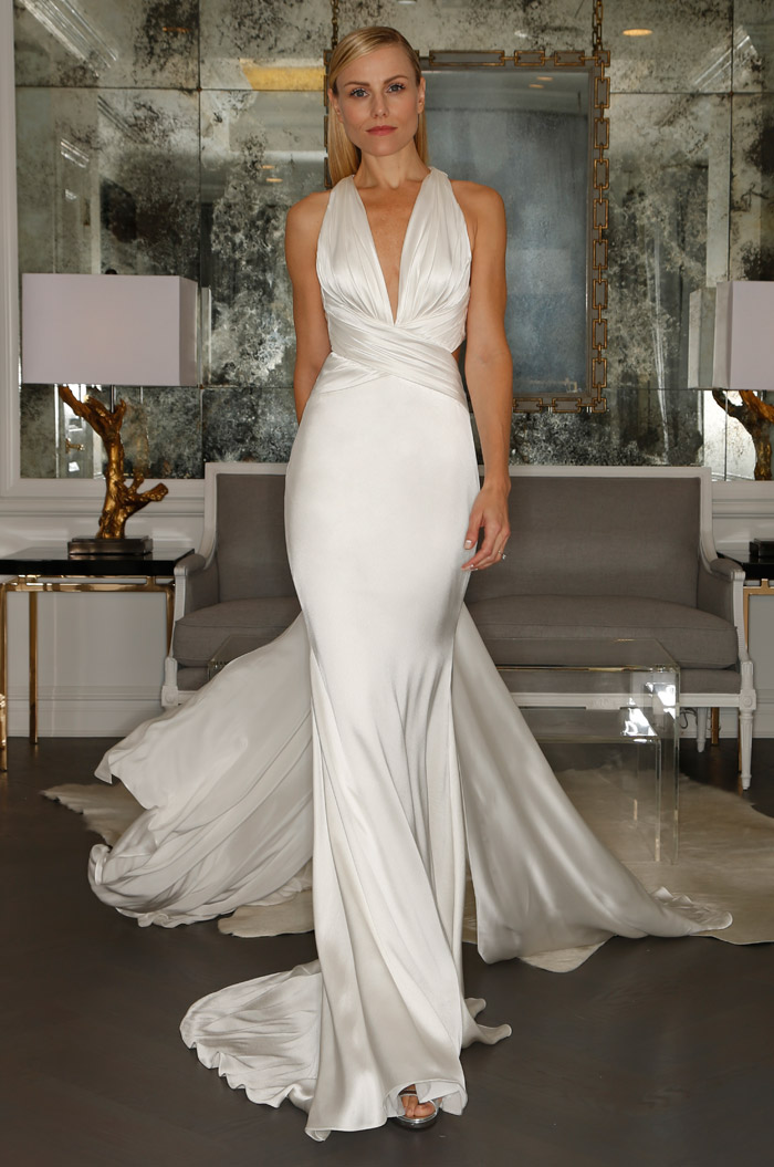 Romona Keveza Fall Bridal 2015 Collection. www.theweddingnotebook.com