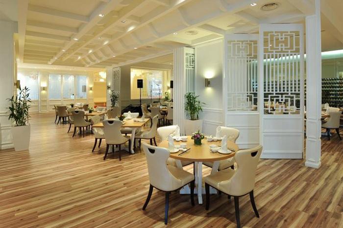 Di Wei Chinese Restaurant, Empire Hotel