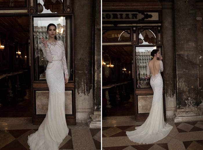 Inbal Dror 2015 Collection. www.theweddingnotebook.com