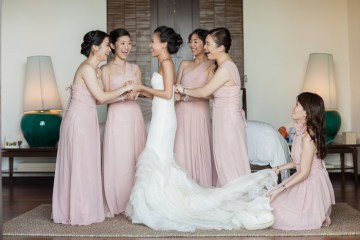 Photo by Stories by Integricity. Gown by Vera Wang. www.theweddingnotebook.com