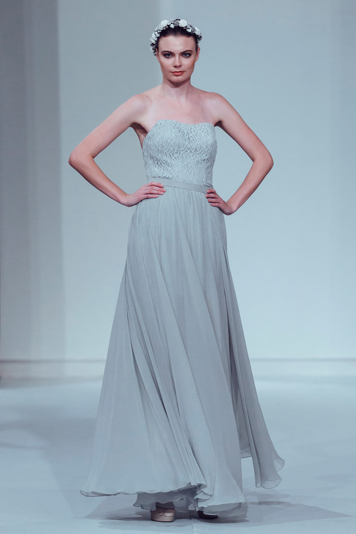 Photo by Funkydali/WAF. Celest Thoi 2015 Bridesmaid Dresses Collection. www.theweddingnotebook.com