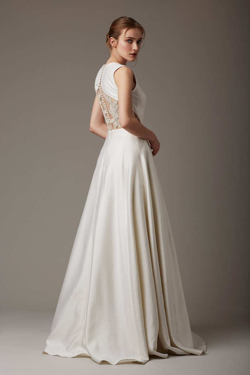Green Gable - Leia Rose Spring 2016 Bridal Collection. www.theweddingnotebook.com