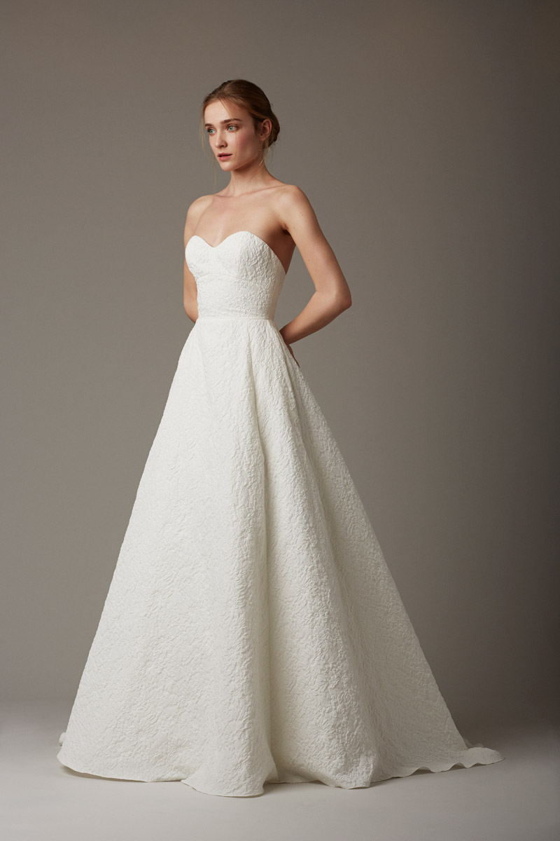Cobble Hill - Leia Rose Spring 2016 Bridal Collection. www.theweddingnotebook.com