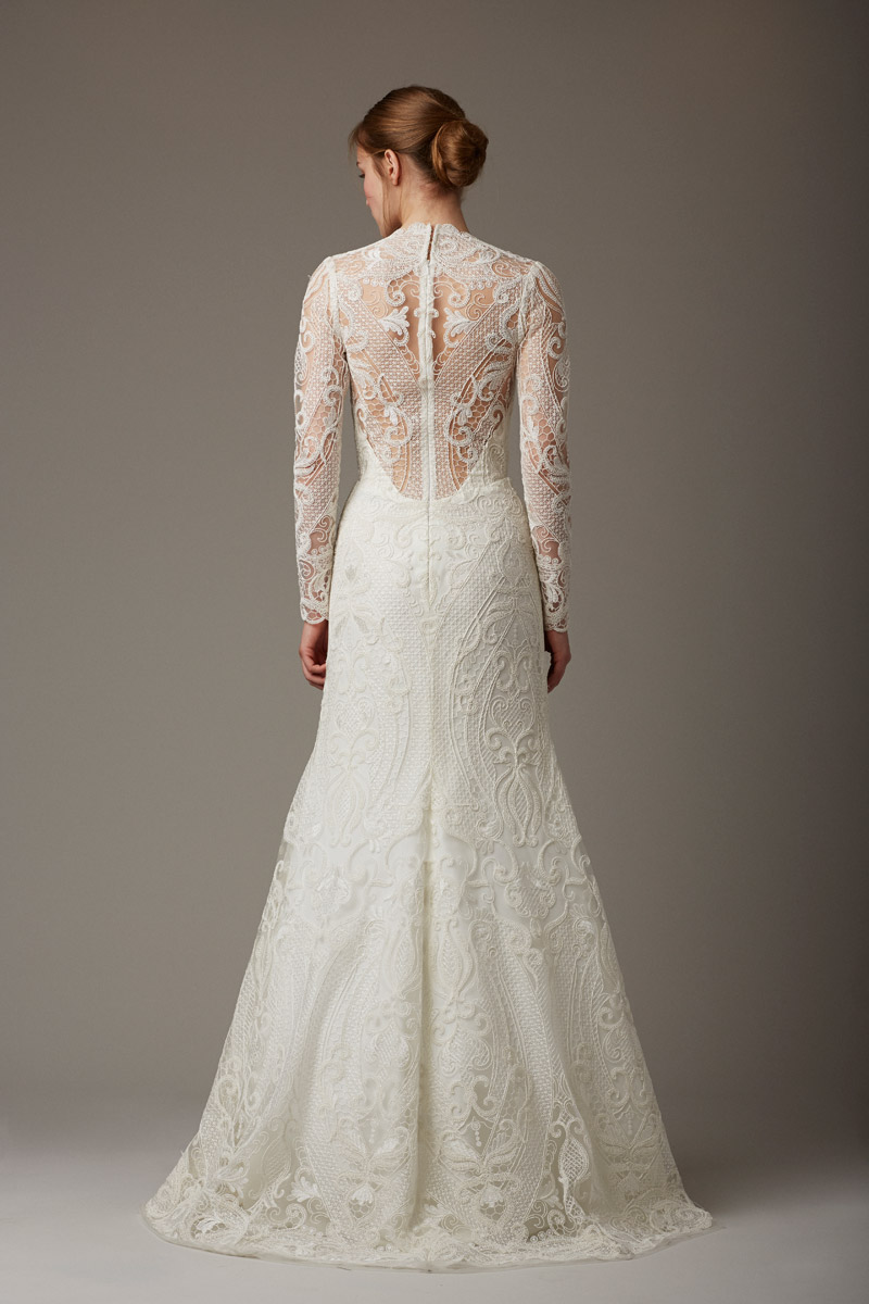 The Birchwood Forest - Leia Rose Spring 2016 Bridal Collection. www.theweddingnotebook.com
