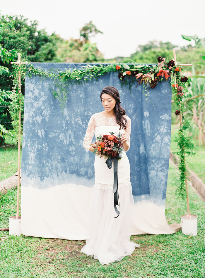 Photo by Brody Tan Photography. Styling by Bryan of Beautiful Gatherings. www.theweddingnotebook.com