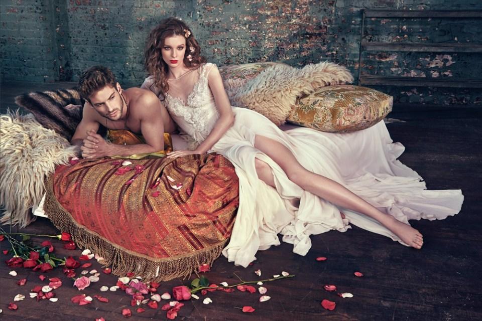 Donna – Galia Lahav Spring 2016 Bridal Collection. www.theweddingnotebook.com