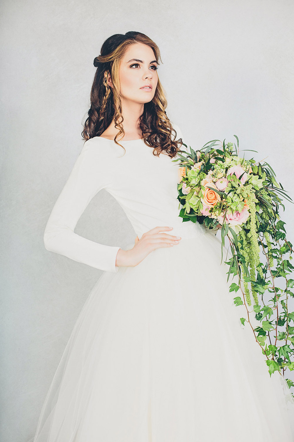 Rosemary – Elizabeth Stuart Spring 2015 Collection. www.theweddingnotebook.com