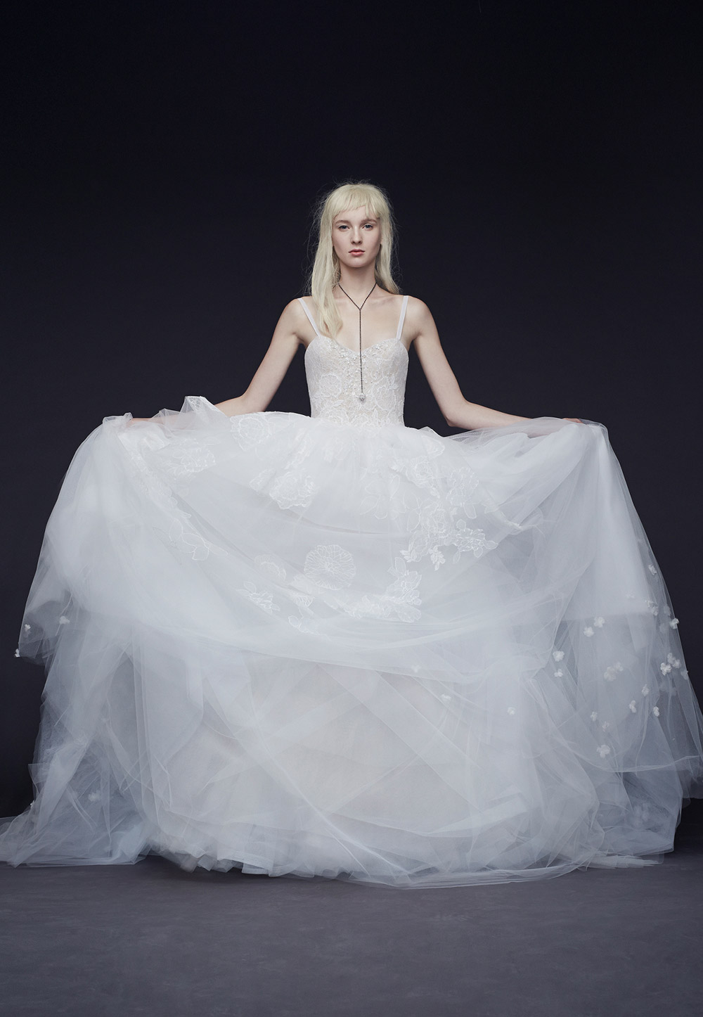 Pippa – Vera Wang Fall 2015 Collection. www.theweddingnotebook.com