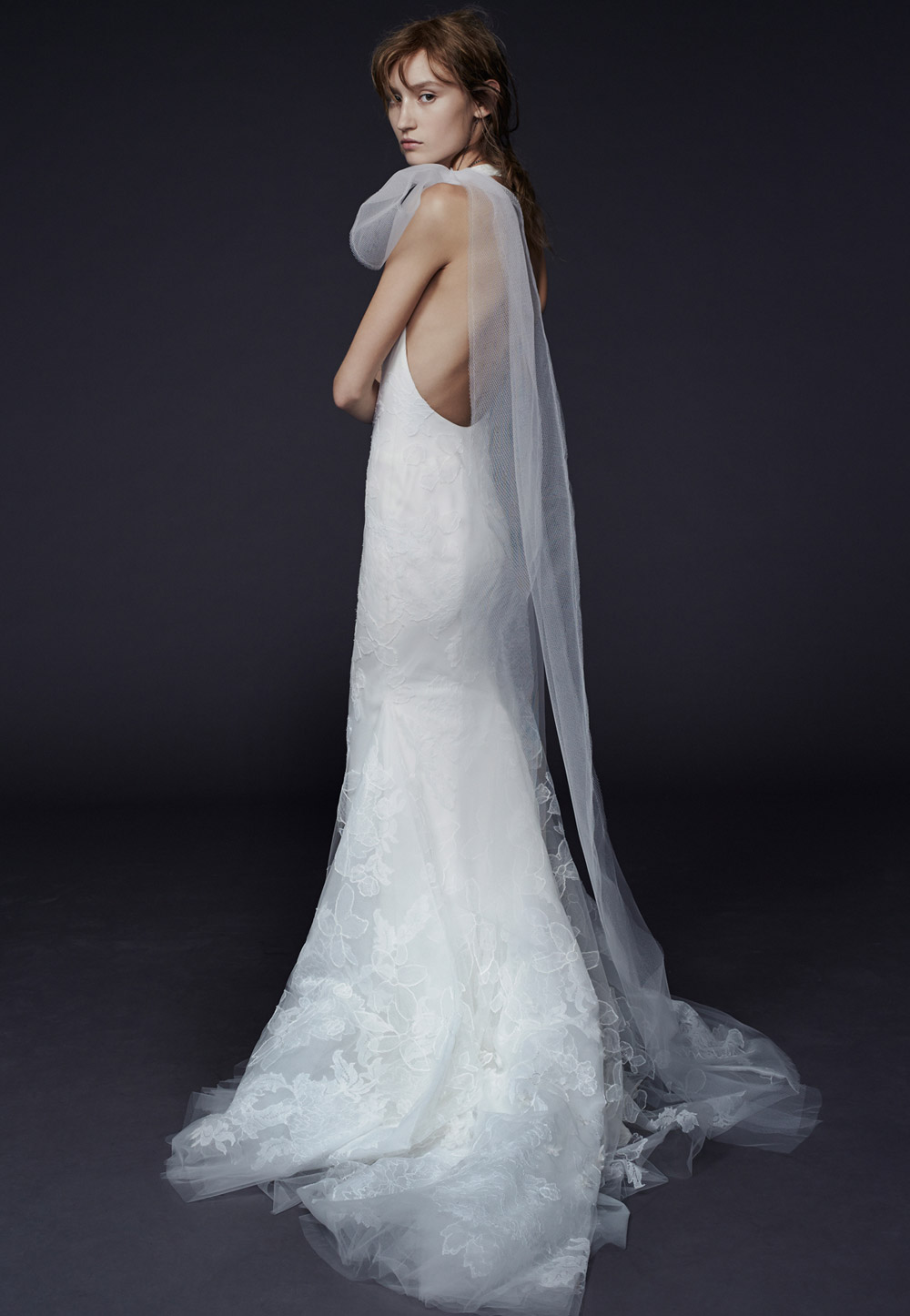 Piper – Vera Wang Fall 2015 Collection. www.theweddingnotebook.com