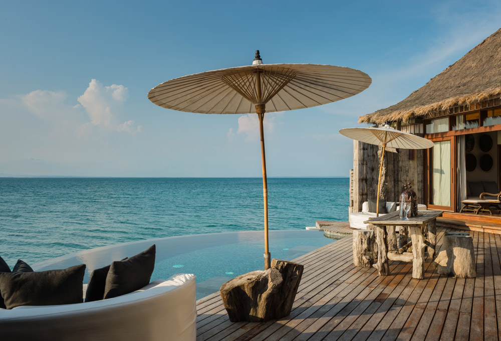 Song Saa Private Islands, Cambodia. Luxury Honeymoon Resorts in Southeast Asia. www.theweddingnotebook.com