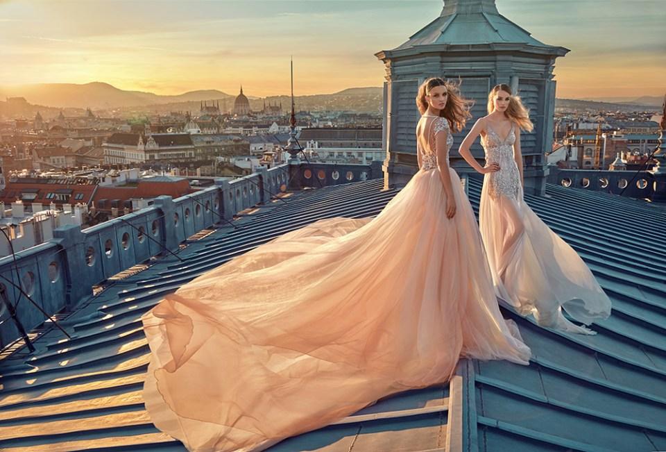 Galia Lahav RTW Fall 2016 Collection. www.theweddingnotebook.com