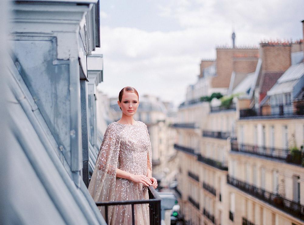 Photo by Le Secret d Audrey Paris. www.theweddingnotebook.com