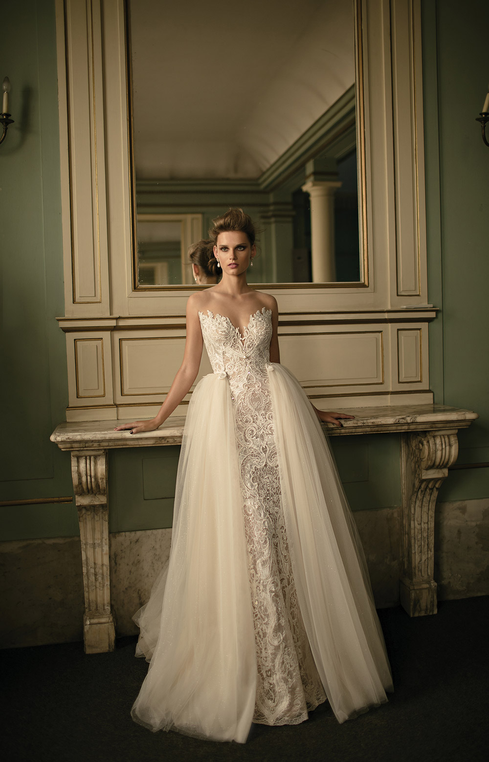 Liesel Gown from BHLDN   Wedding dresses, Bridal outfits