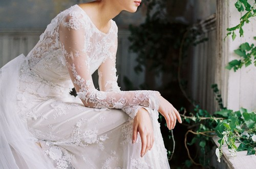 Prairie-Rose - Romantique 2016 Collection. www.theweddingnotebook.com