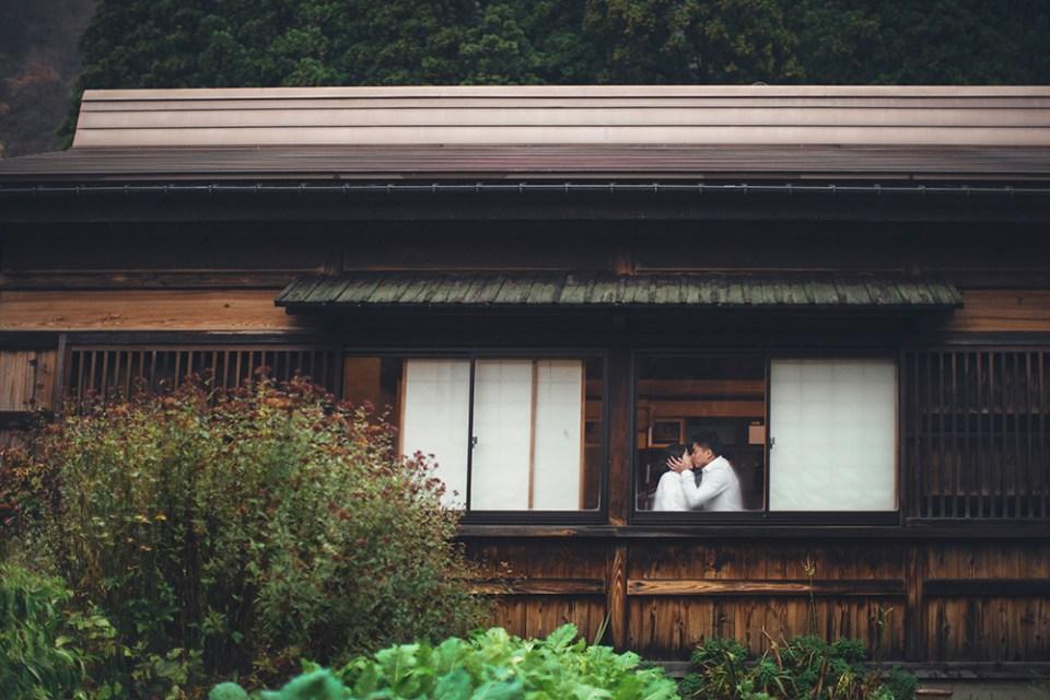 Photography by Quarter A. Shirakawa Japan. www.theweddingnotebook.com