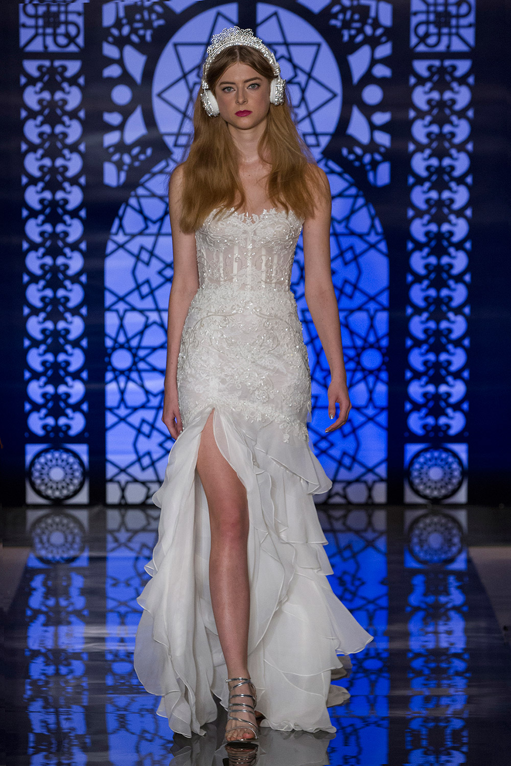 Reem Acra Fall 2016 Bridal Collection. www.theweddingnotebook.com