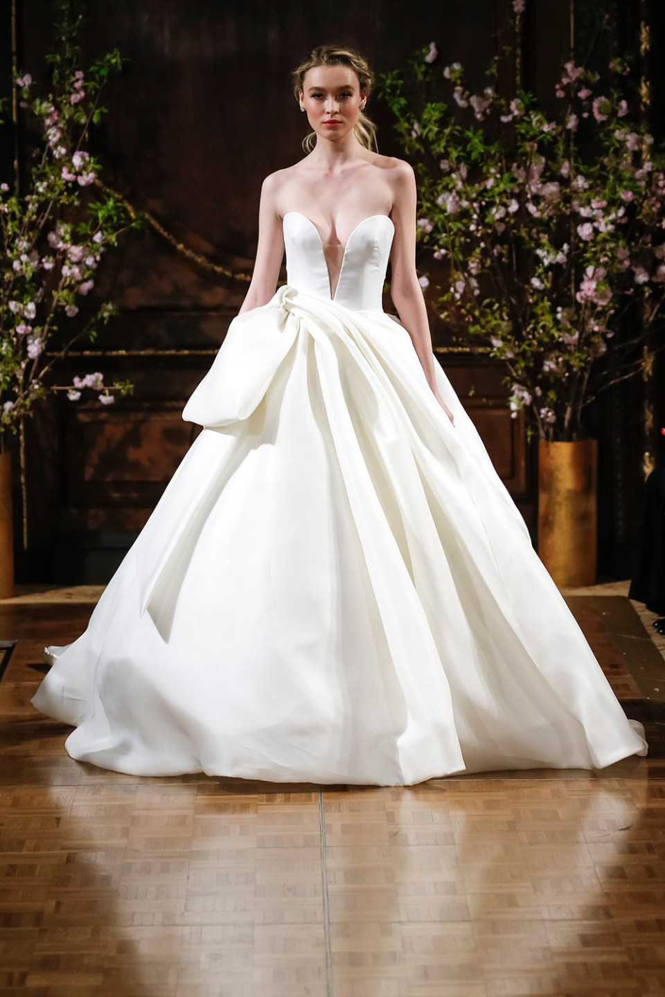 Brett - Isabelle Armstrong Spring 2017 Bridal Collection. www.theweddingnotebook.com