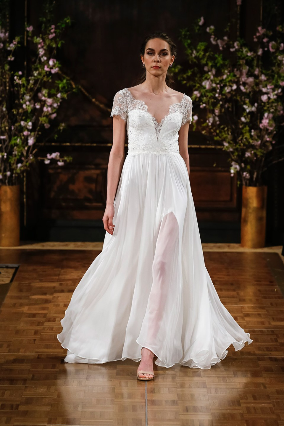 Kaitlyn - Isabelle Armstrong Spring 2017 Bridal Collection. www.theweddingnotebook.com