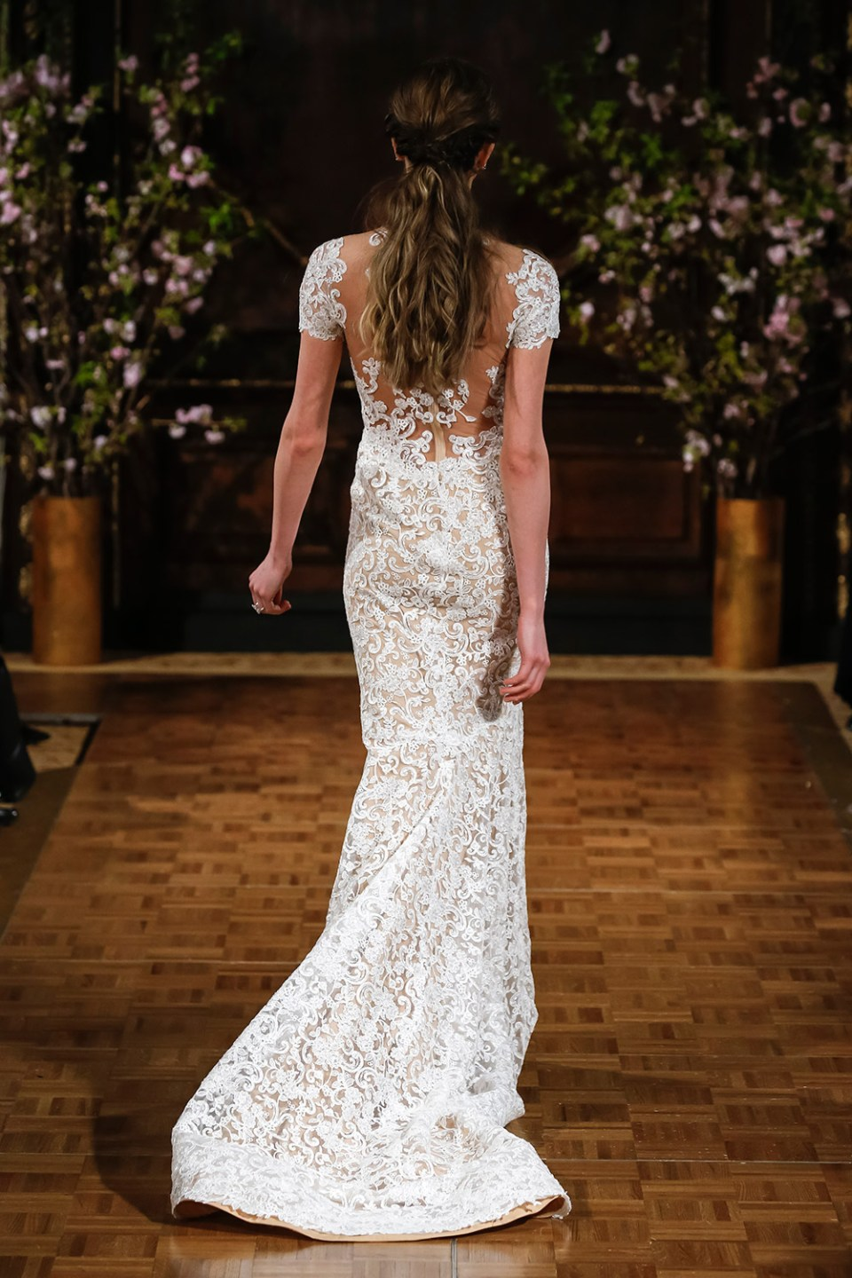 Glenn - Isabelle Armstrong Spring 2017 Bridal Collection. www.theweddingnotebook.com