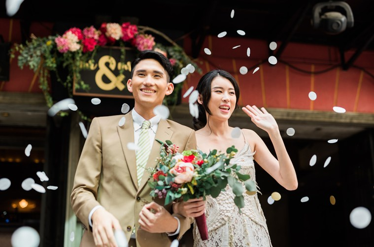 The Westin Kuala Lumpur wedding. Styling by The Wedding Notebook magazine. Peter Herman Photography. www.theweddingnotebook.com