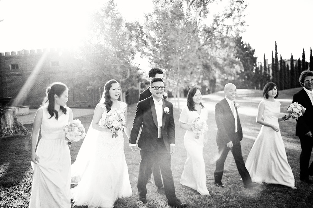 Photo by Warren Photography. www.theweddingnotebook.com