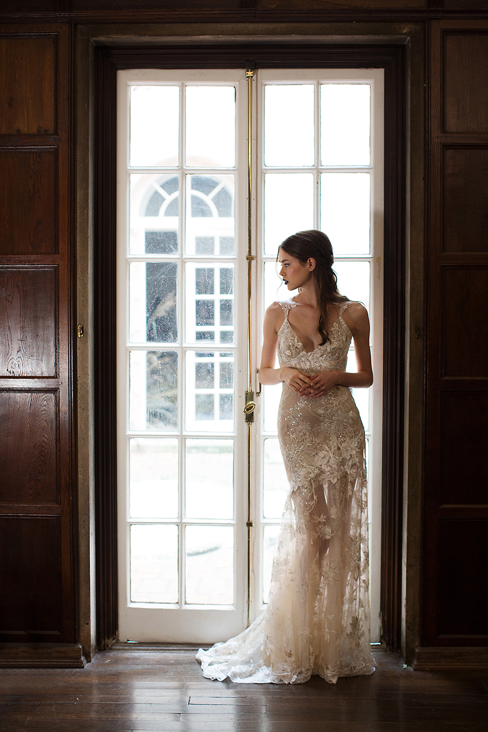 Noel - Claire Pettibone 2017 Bridal Collection. Photo by Sarah Kate. www.theweddingnotebook.com