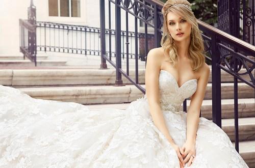 Val Stefani Spring 2017 Collection. www.theweddingnotebook.com