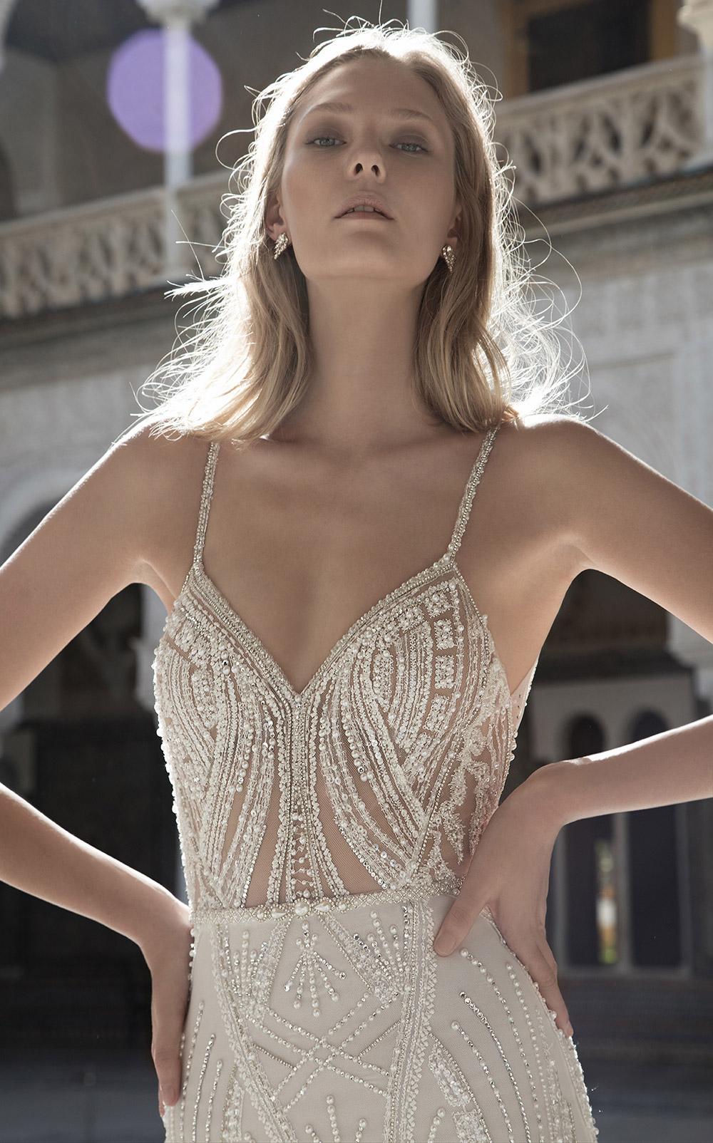 KATE - Alon Livne 2017 Bridal Collection. www.theweddingnotebook.com