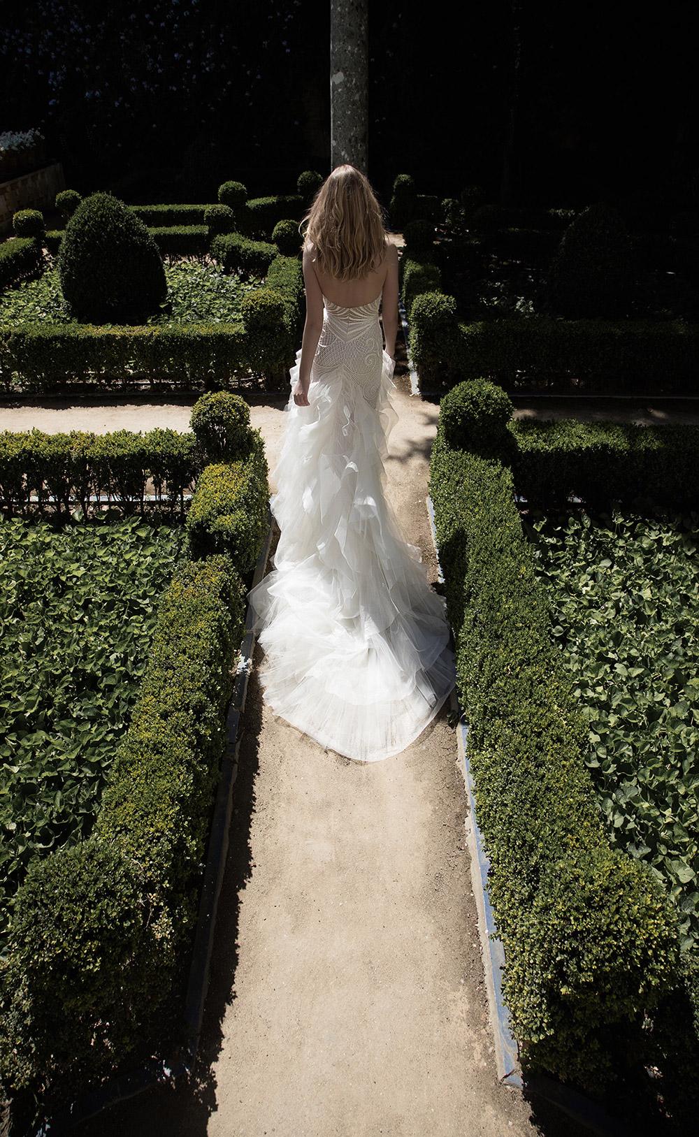 ADRIANA - Alon Livine 2017 Bridal Collection. www.theweddingnotebook.com