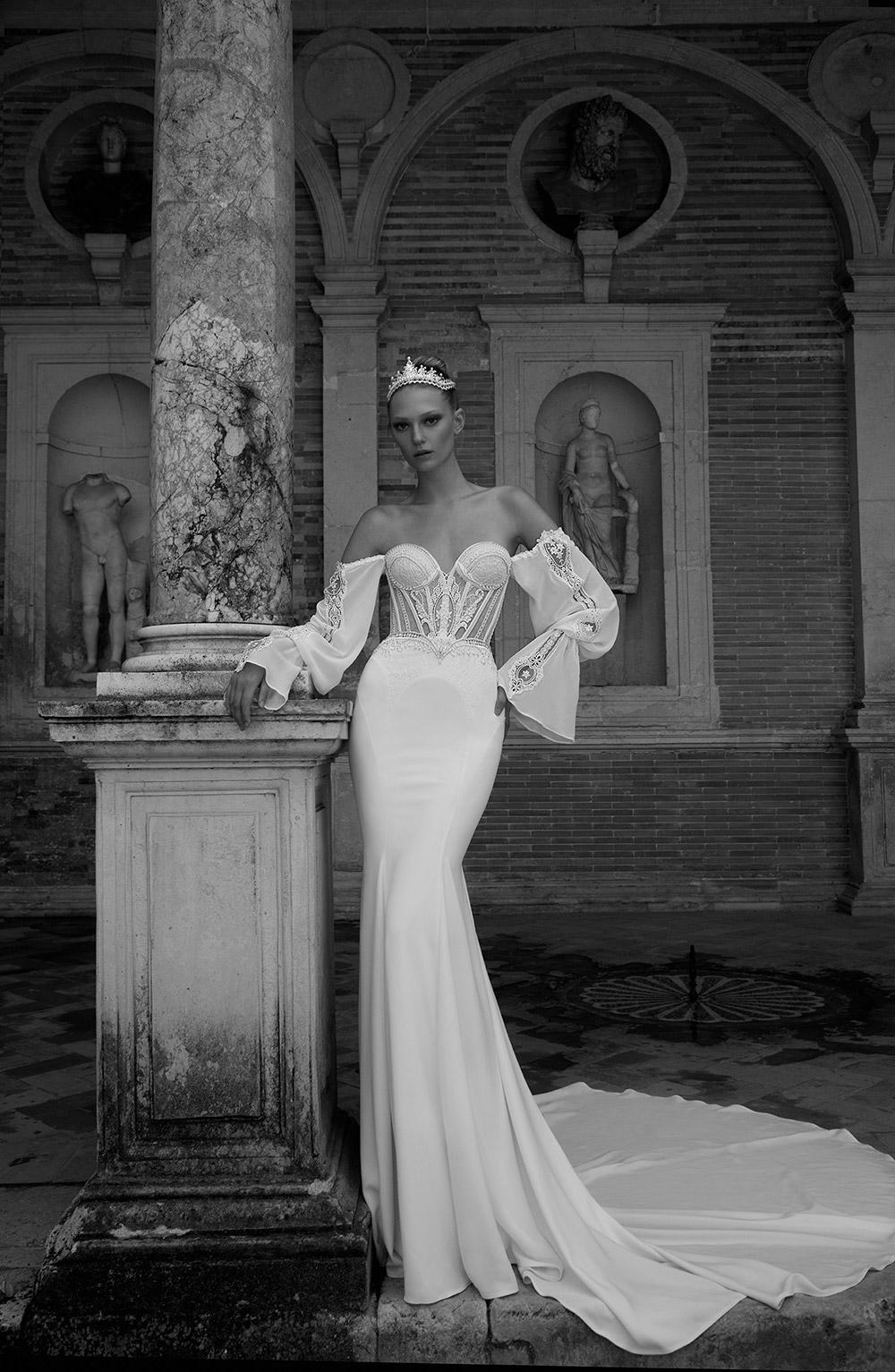 MARGOT - Alon Livine 2017 Bridal Collection. www.theweddingnotebook.com