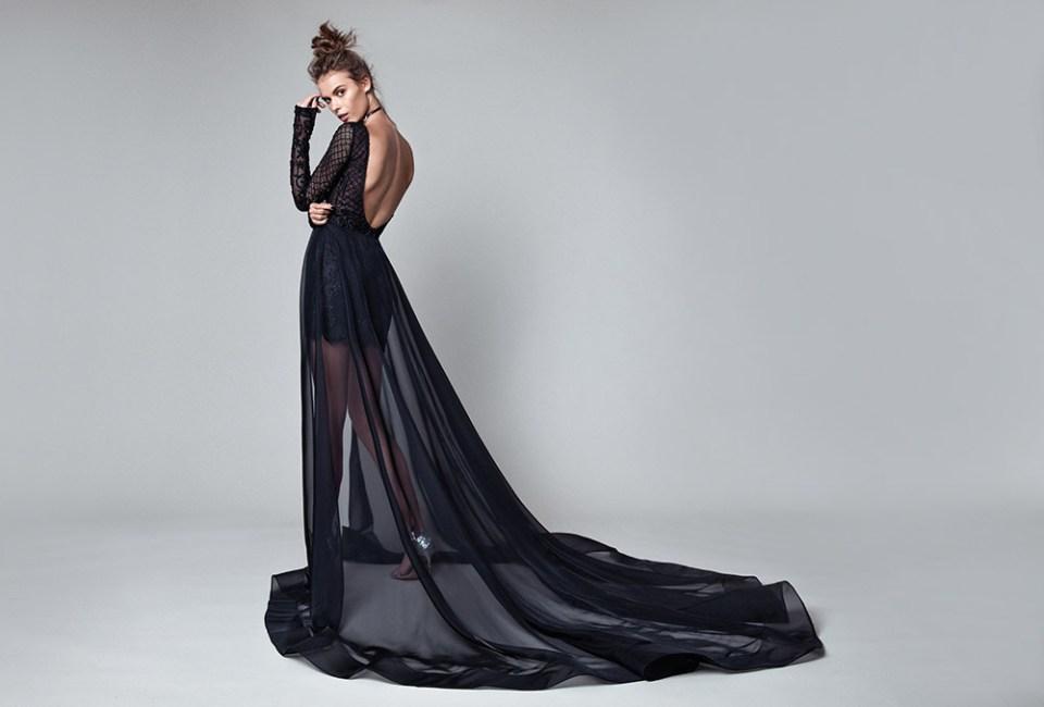 Berta Eveningwear 2017 Collection. www.theweddingnotebook.com