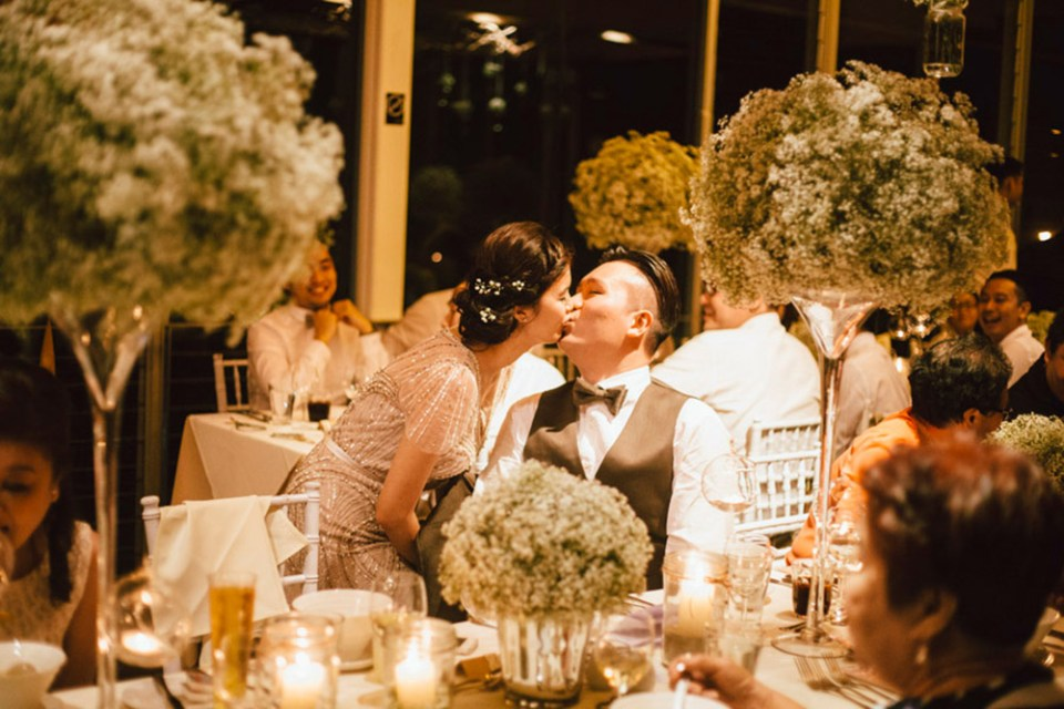 Photo by AndroidsinBoots Photography. www.theweddingnotebook.com