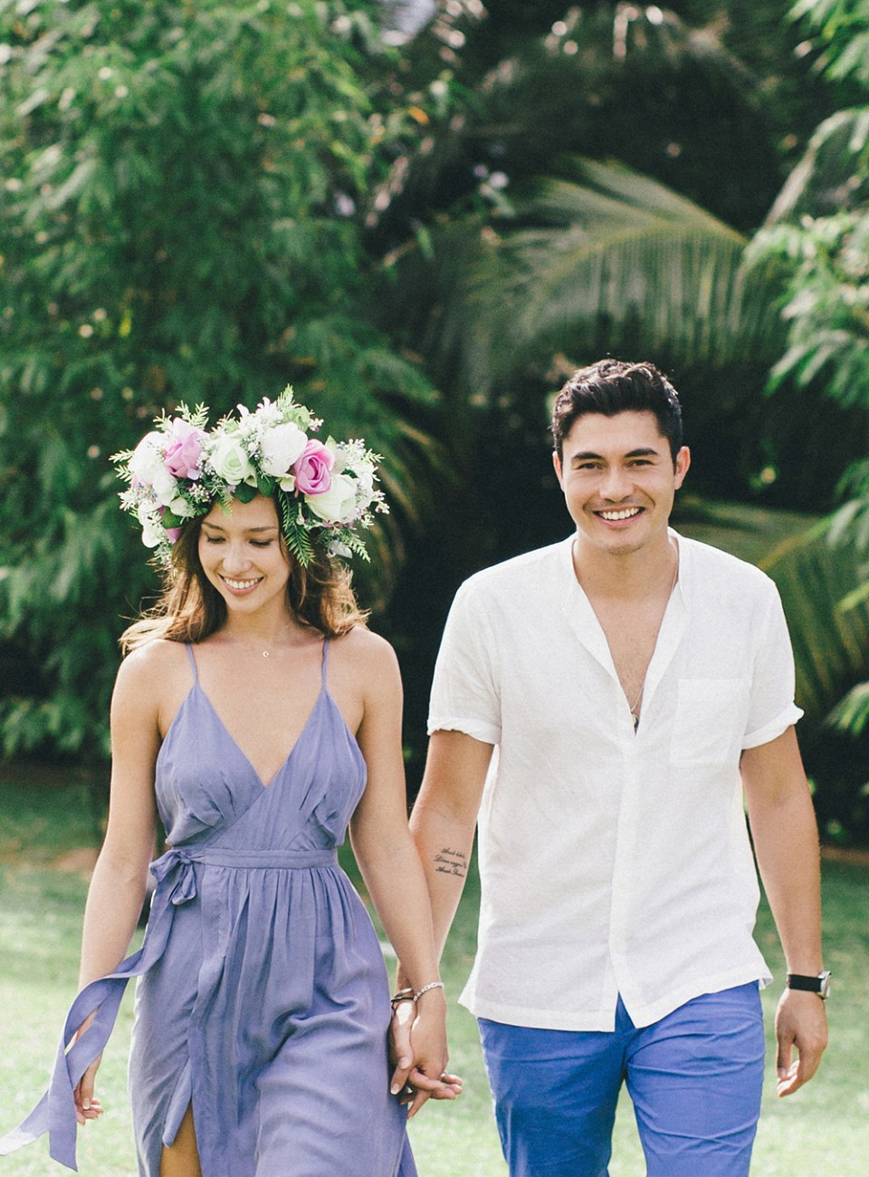 Henry Golding and Liv Lo wedding. Photo by Andy Phe Photography. www.theweddingnotebook.com